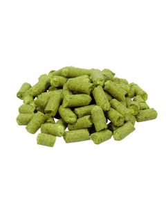 HUELL MELON Pellets 50 g, 6,9% alpha 2019