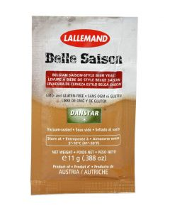 LALLEMAND dried brewing yeast Belle Saison, 11 g