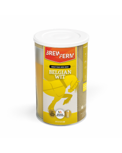 Brewferm beer kit Belgian Wit