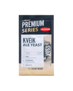 LALLEMAND LalBrew® Premium dried brewing yeast Voss Kveik Ale - 11 g