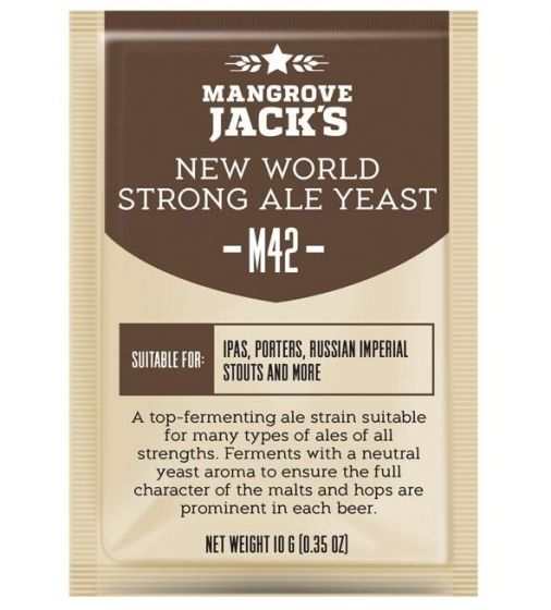Mangrove Jack´s New World Strong Ale M42